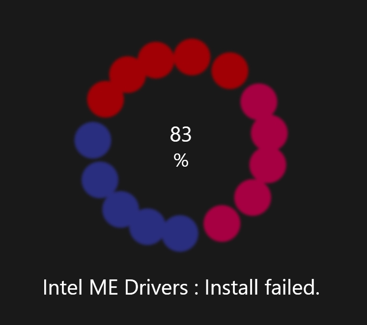 Intel ME drivers update attempt using Dragon Center 3.jpg